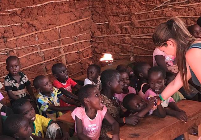 scuola bambini africa