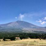 """L'Etna, """"A Muntagna"""", una presenza familiare nella nostra quotidianità."""
